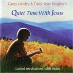 Quiet Time With Jesus | CD Image | Carey Landry