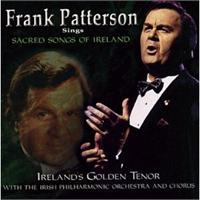 Sacred Songs Of Ireland (CD Image) Frank Patterson