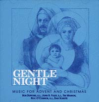 Gentle Night Music for Advent and Christmas CD Image | St. Louis Jesuits