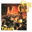 Sing To God (CD Image) Taize