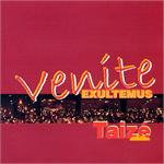 Venite Exultemus (CD Image) Taize
