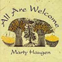 All Are Welcome CD Image Marty Haugen