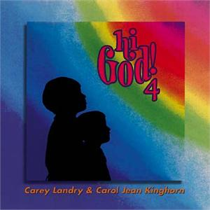 Hi God 4! (Keyboard/Guitar Songbook Image) Carey Landry