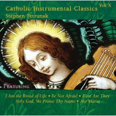 Catholic Instrumental Classics CD Image