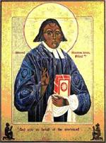 Absalom Jones | Icon Image | by Lu Bro