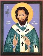 St. Patrick of Ireland | Icon Image | by Nicholas Markell
