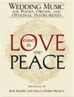One in Love and Peace | CD Image | Bob Moore & Kelly Mickus
