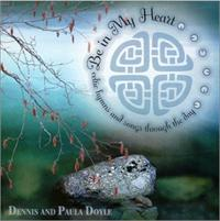 Be In My Heart | CD Image | Dennis and Paula Doyle