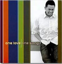 One Love One Song | CD Image | Chris De Silva