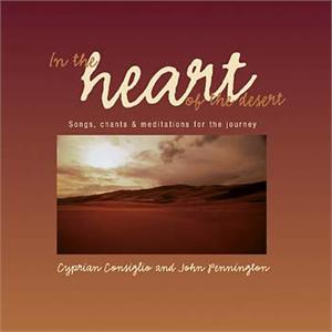 In the Heart of the Desert CD image Cyprian Consiglio