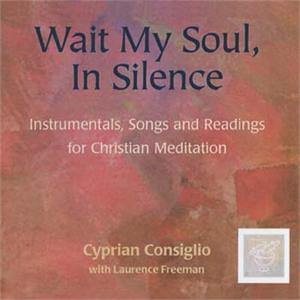 Wait My Soul In Silence (CD Image) Cyprian Consiglio