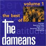 The Best of The Dameans Vol 1 | CD Image | The Dameans