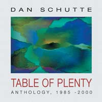 Table of Plenty CD Image | Dan Schutte