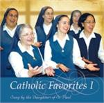Catholic Favorites | CD Image | The Daughters of St. Paul