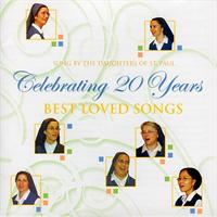 Celebrating 20 Years | CD Image | The Daughters of St. Paul