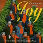 Joy, Christmas Songs | CD Image | The Daughters Of St. Paul
