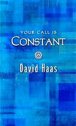 Your Call Is Constant | Book Image | David Haas