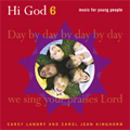 Hi God 6 CD Image | Carey Landry & Carol Jean Kinghorn