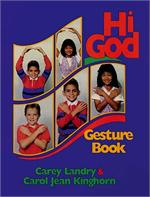 Hi God Gestures Book Image Carey Landry