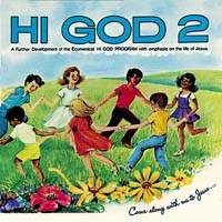 Hi God CD Image