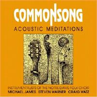 Common Song | CD Image | Instrumental Acoustic