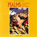 Psalms of Patience, Protest And Praise (CD Image) John Bell & Iona Community