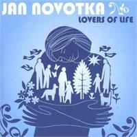 Lovers Of Life | CD Image | Jan Novotka