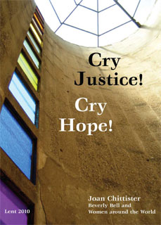 Cry Justice! Cry Hope! (Booklet Image) Joan Chittister