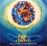 Faces of The Children | CD Image | Kathy Sherman
