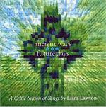 Ancient Ways Future Days | CD Image | Liam Lawton