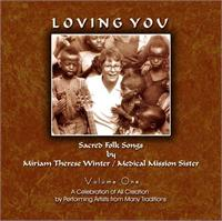 Loving You Vol. 1 (CD Image) The Songs of MT Winte