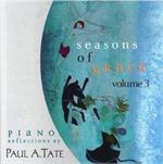 Seasons of Grace Volume 3 | CD Image | Paul Tate