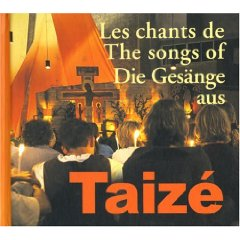 The Songs of Taize CD Image