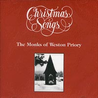 Christmas Songs CD Image | The Monks of Weston Priory