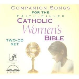 Companion Songs for the Faith-Filled Catholic Women's Bible (CD Image)