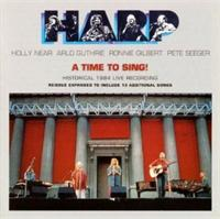 A Time To Sing | CD Image | Holly Near