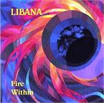 Fire Within | CD Image | Libana