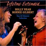 Lifeline Extended | CD Image | Holly Near & Ronnie Gilbert